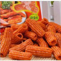 韩国进口食品九日打糕条炒年糕香辣年糕条特产休闲零食