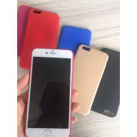 苹果6/6Splus专用PC细腻磨砂全包边硬壳手机保护套