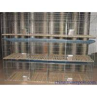 我厂出售新型3层12位兔子笼 子母兔笼 长2米 宽50公分 高1.5米 42斤欢迎来电咨询