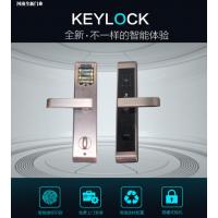 供应河南全新高品质指纹密码锁具