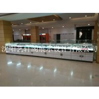 沈阳艺轩阁优等品展柜厂精品烤漆展示柜设计与制作