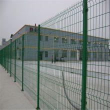 优质铁路护栏网 绿色安全铁丝网 防腐道路隔离栏