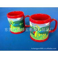 供应供应pvc马克杯,PVC广告马克杯,PVC创意马克杯,滴胶卡通马克杯,立体公仔马克杯
