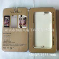 工厂直销 苹果6代 iphone6 plus 5.5 背夹电池 5200MAH