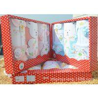 2015年火爆新款!四季款,新生儿婴儿礼盒,宝宝礼盒纯棉10件套