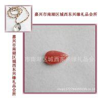 优质推荐天然红纹石精品挂件 平缓情绪正品天然水晶吊坠