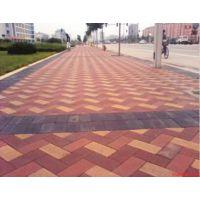页岩路面砖|广场砖|透水砖|建启建材砖