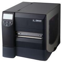 ZEBRA 斑马zm600(300dpi)条码机 条形码打印机 条码打印机 标签机