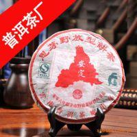 2006年400克安定老饼茶 古树茶批发 广东梅州茶叶批发市场