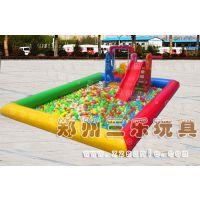 儿童充气海洋球池支持订做单层双层多层规格 质优价廉