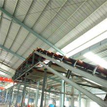 爬坡输送线 精心设计装车输送机