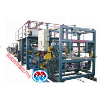 供应万明50/70型彩钢复合瓦机械设备