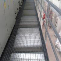 半插接型钢格板 厂家直销 钢格板标准 热镀锌 承载钢格栅板 北京金格栅