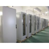 网络机柜 定制2u网络监控机柜弱电机房服务器机柜