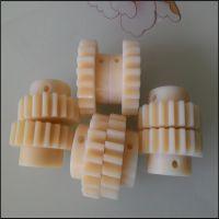 尼龙斜齿轮,塑料齿轮,高精度齿轮加工,厂家定做齿轮