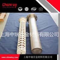 上海中瑞热处理设备辐射管加热器组件电加热辐射管 发热管