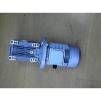奉贤金汇镇颗粒包装机械用万鑫0.75KW涡轮减速机