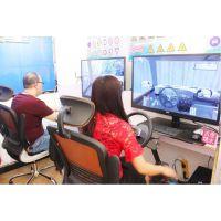 教练车模拟器 驾校学车模拟器