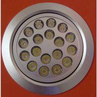 旷宇照明led射灯18W服装店铺展厅嵌入式天花筒灯
