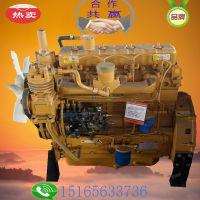 工程机械用42KW四缸水冷 2200转 潍坊柴油机厂ZH4100G柴油发动机