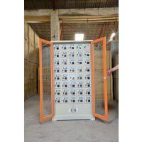 宏宝钢制 陈列展示柜 手机充电柜 手机存放柜