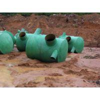 玻璃钢化粪池厂家 小区化粪池