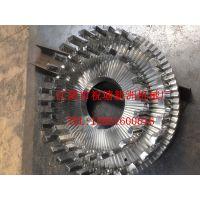 江阴市祝塘新洲机械厂生产30B粉碎机刀盘配件 304不锈钢粉碎机配件