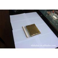 厂家批发 防静电包装专用铝箔铝膜复合膜气泡自封袋 可定制气膜袋