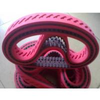 橡胶真空拉膜带 立式包装机橡胶皮带 橡胶同步带开槽打孔加胶
