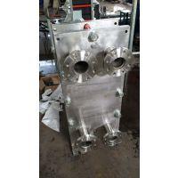 上海艾保嘉定区马陆食品杀菌机 饮料生产线配套 板式换热器生产厂家