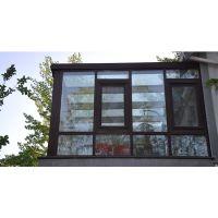 70系列断桥铝门窗 封阳台 断桥铝阳光房 隔热隔音断桥铝平开窗