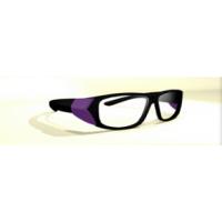 何亦HY-16B辐射防护铅眼镜由带含铅玻璃或亚克力镜片及镜架组成,强韧耐用,质量轻巧,时尚流行