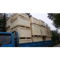 奉贤木箱包装公司、出口真空木箱包装、免熏蒸木箱