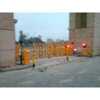 振凯智能zk016高栅栏道闸|双层栅栏道闸