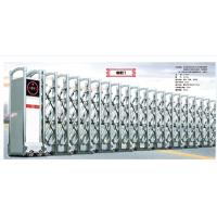 供应黑龙江不锈钢、铝合金伸缩门,厂家直销,没有中间差价。