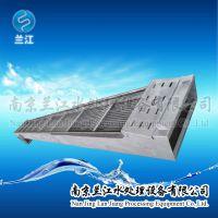 南京兰江GSHZ1500回转式机械格栅生产厂家 污水处理设备