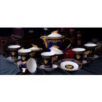 高档陶瓷咖啡具 咖啡具批发 咖啡具套装价格