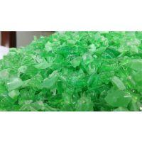 pet绿色破碎料适用于pet塑钢带,pet打包带等领域