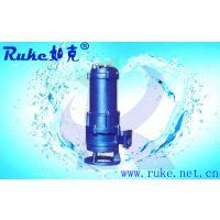 销量破万AF系列双绞刀水泵 铰刀泵 污水泵杂质泵 高品质 高效率