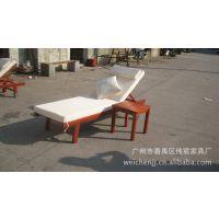 优质实木户外家具 沙滩椅 沙滩椅休闲家具 100%厂家直销