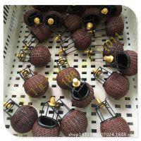 供应树脂 仿真气球 吊篮 装饰竹篮 生产厂家批发 橱窗道具树脂工艺品道具厂