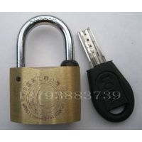 35mm原子表箱锁 全铜挂锁防水防锈通开电力表箱锁