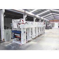 厂家供应定制 纸张凹印机 无轴式装版换版方便印刷机 保修一年