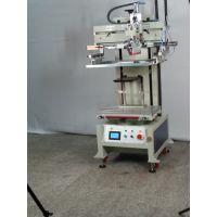 供广东恒晖牌大平面丝印机S-600DFE2 方桶表面印刷丝印机操作简单价格实惠