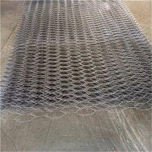 桥梁钢板网 钢板围栏网 菱形网围栏