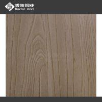 彩色花纹不锈钢板 优质304不锈钢板 薄板覆膜金点原木