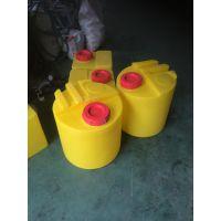 厂家直销 PE加药箱100L 环保水处理 搅拌桶 搅拌溶药罐 批发