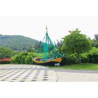 6米公园景观装饰船 景区游玩海盗船 传统装饰木船 大小款式可定制