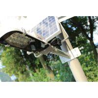 扬州弘旭销售超亮户外12W太阳能一体化挑臂led路灯