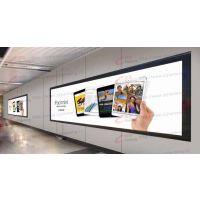 锐珑标识厂家直销 可定制铝合金 地铁广告灯箱 公交候车亭 批发零售